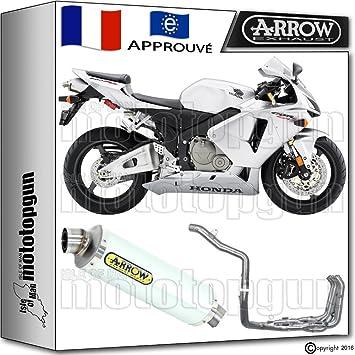 Arrow Echappem Ent Complete Maxi Racetech Hom Aluminium Honda Cbr
