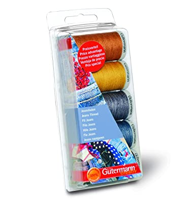 Gutermann Extra Strong & Jeans Sewing Thread