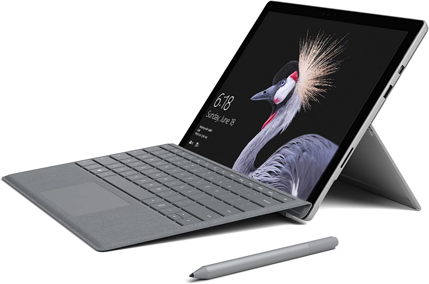 2020 Microsoft Surface Pen for Surface Pro 7 Pro X Surface Laptop 3 Surface Book 2 Laptop 2 Surface Go Studio 2 4096 Pressure Points Rubber Eraser Bluetooth Poppy Red w//3 Extra Surface Pen Tips HB
