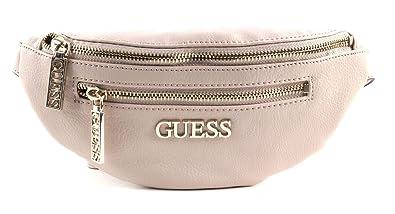 GUESS Manhattan Belt Bag grau: : Schuhe & Handtaschen