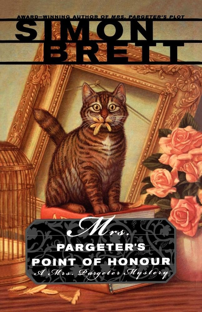 Download Mrs. Pargeter's Point of Honour: A Mrs. Pargeter's Mystery ebook