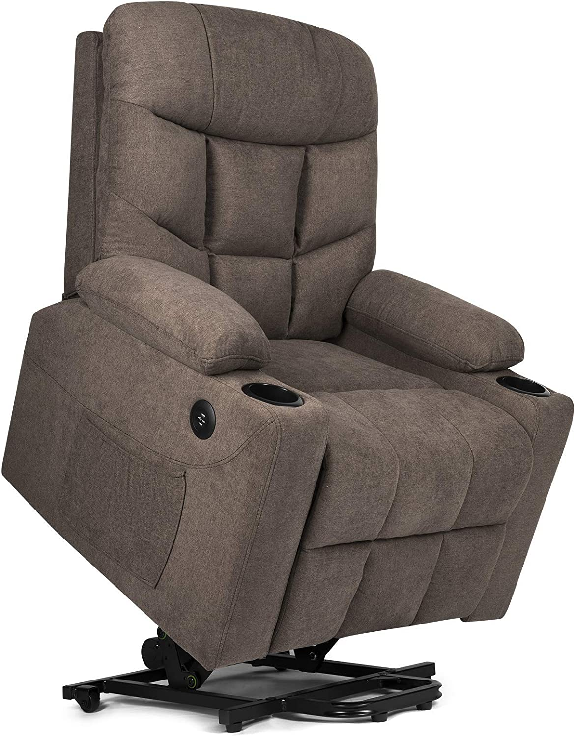 71MmduqR2lL. AC SL1500 - What Are The Best Living Room Chair For Lower Back Pain - ChairPicks