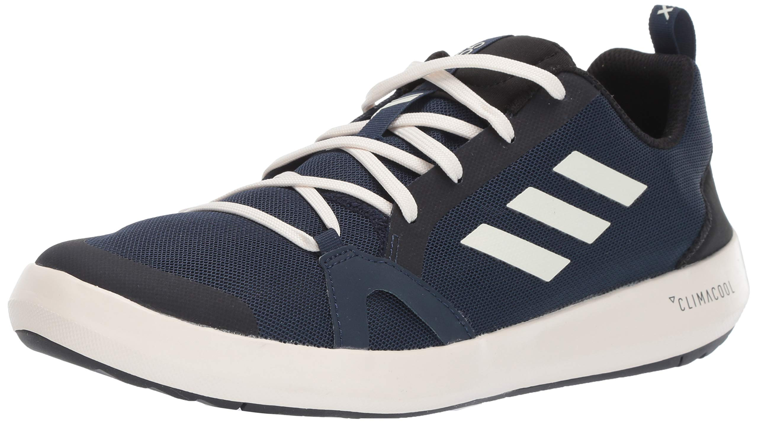adidas Outdoor Men's Terrex Summer.RDY Boat Water Shoe, col Navy/chalk White/Black, 7 M US by adidas outdoor