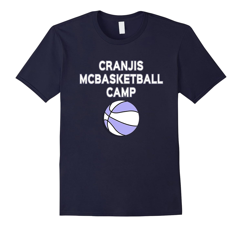 Cranjis McBasketball Camp T-shirt-T-Shirt
