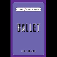 Classic FM Handy Guide: Ballet (Classic FM Handy Guides) book cover