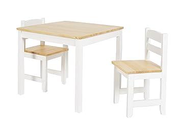 Outdoor Küche Holz Kinder : Ts ideen kinder sitzgruppe tisch stühle holz set kinderzimmer
