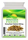 Mountain Fresh 500 mg All Natural Dong Quai Tablets - Pack of 120