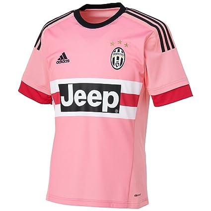 2ª Equipación Juventus 2015/2016 - Camiseta oficial adidas, talla 3XL