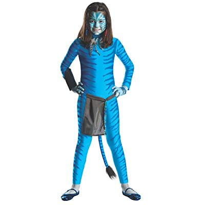 Rubie's Avatar Neytiri Child's Costume, Small: Toys & Games