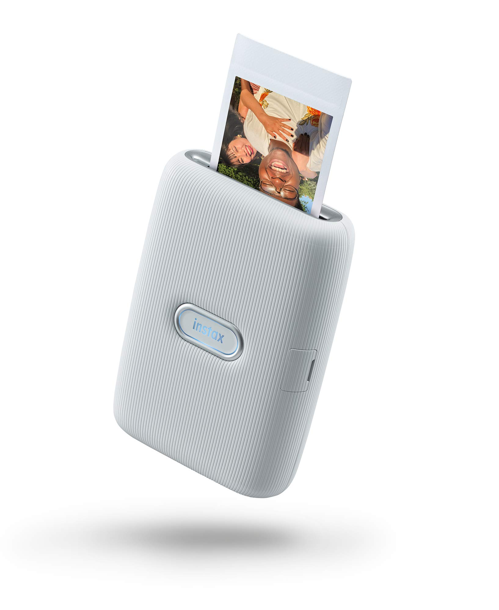 Fujifilm Instax Mini Link Smartphone Printer - Ash White by Fujifilm