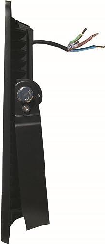 iLett 200 Watts LED Flood Light, Black Shield, UltraSlim, Instant on, 16000lm, 6000K Cool White , CE, RoHS, 110V