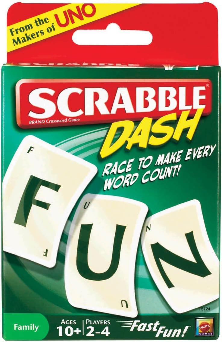 Mattel - Scrabble Dash Game: Amazon.es: Juguetes y juegos