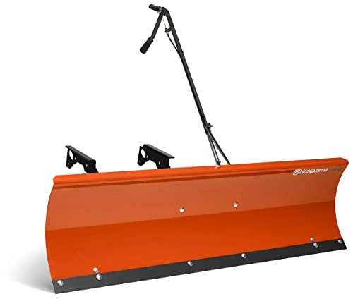"NEW Husqvarna 588181302 48"" Tex-Style Lawn Tractor Frame Snow Dozer Plow Blade"