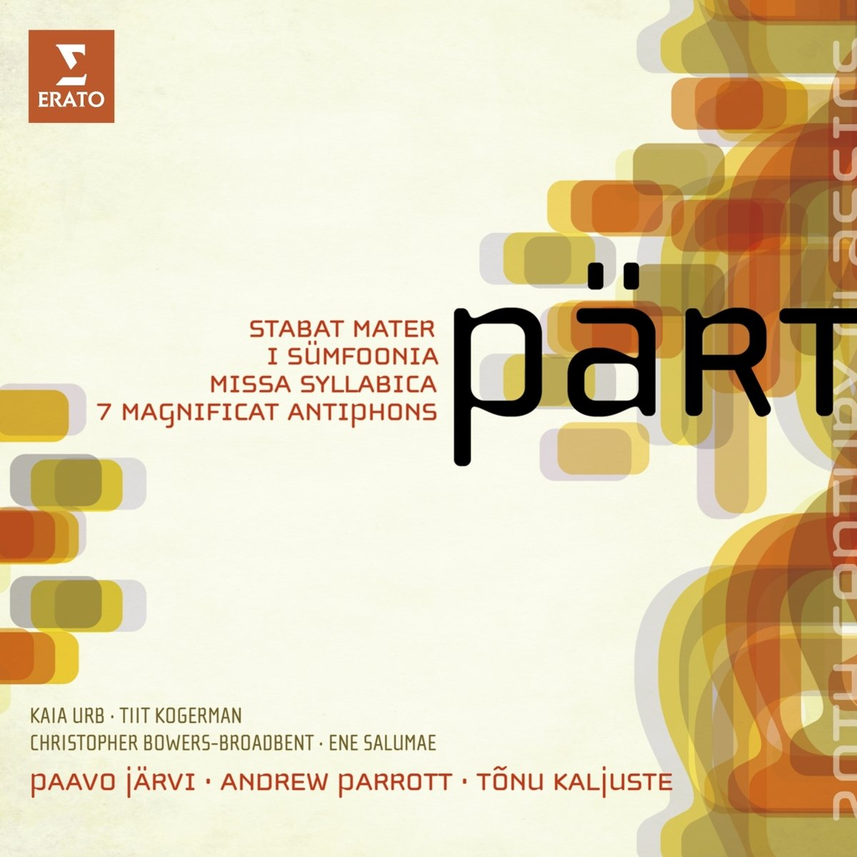 Part: Orchestral Works by Warner Classics