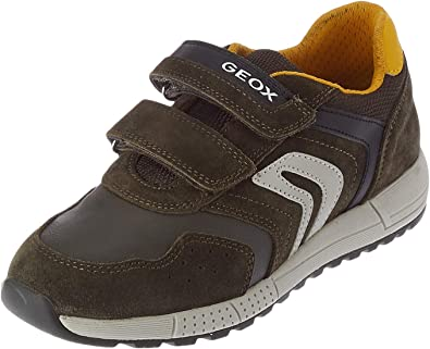 En respuesta a la paquete Establecimiento  Geox J Alben Boy E, Sneaker Niños: Amazon.es: Zapatos y complementos