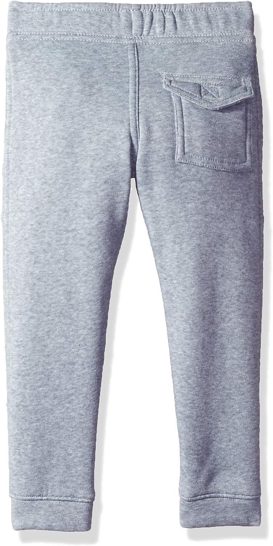 RBX Boys Little Fleece Pant 4 Grey Heather Solid