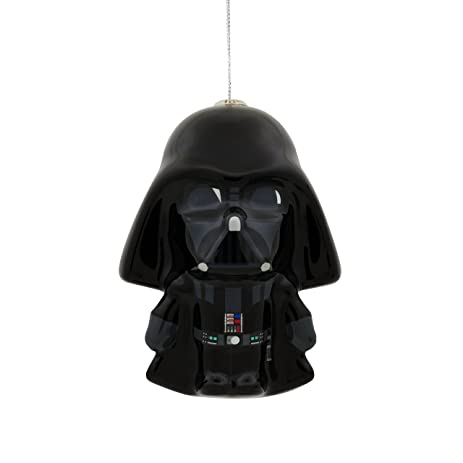 Hallmark Star Wars Darth Vader Decoupage Christmas Ornament - Amazon.com: Hallmark Star Wars Darth Vader Decoupage Christmas