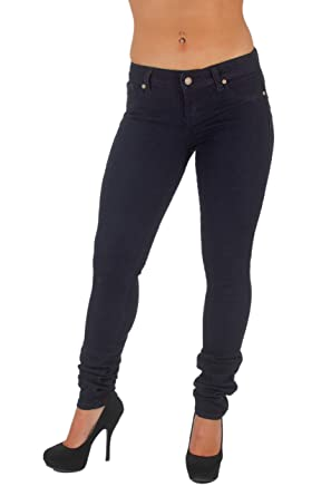 d11c4d587cda Colombian Design, Butt Lift, Levanta Cola, Skinny Jeans in Black Size 0
