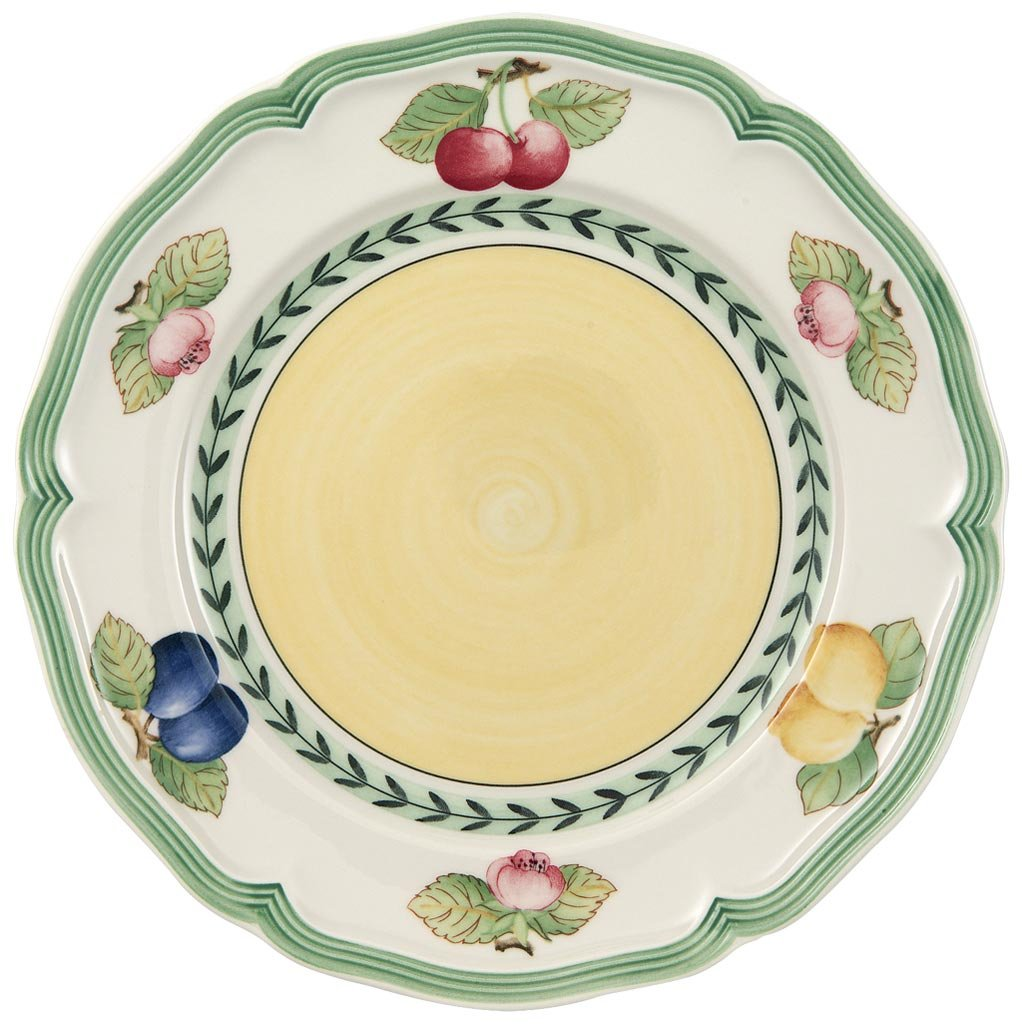 Villeroy & Boch French Garden Fleurence Salad Plate