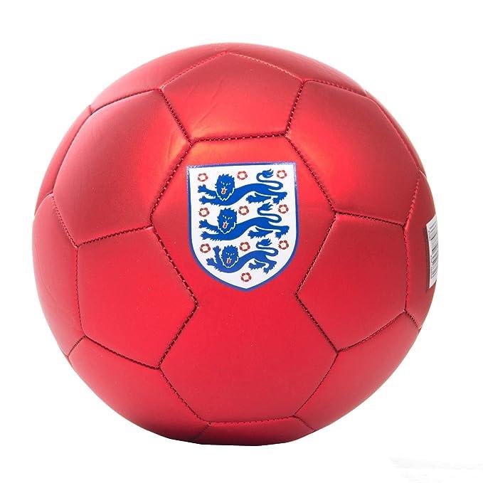 Mitre England Supporter - Balón de fútbol, Color Rojo, Color Rojo ...