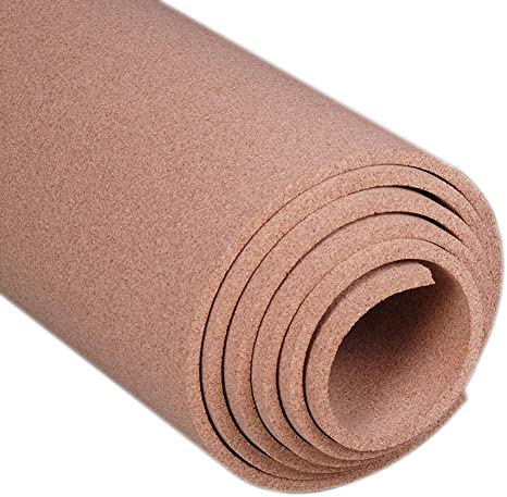 Amazon.com: Manton Natural Rollo de corcho 4 x 6 X 1/2 ...