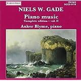 Gade: Piano Music, Vol. 2