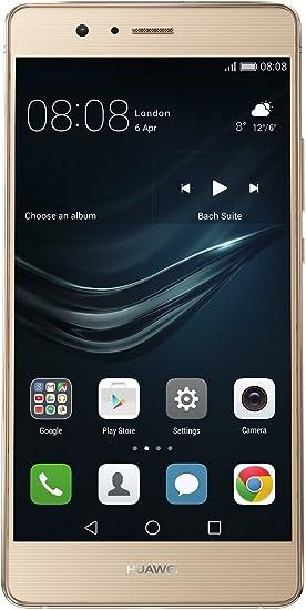 Huawei P9 lite Smartphone, Versión de Malasia, Oro: Amazon.es: Electrónica