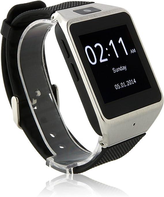 Amazon.com: Generic Atongm W007 Smart Bluetooth Watch 1.54 ...