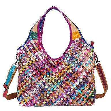 1b004344615b0 Fashion Leder Mode Damen Handtasche Leder Damentasche Schultertasche Hand  bag Damentasche Tote Bag Purse Bag mit