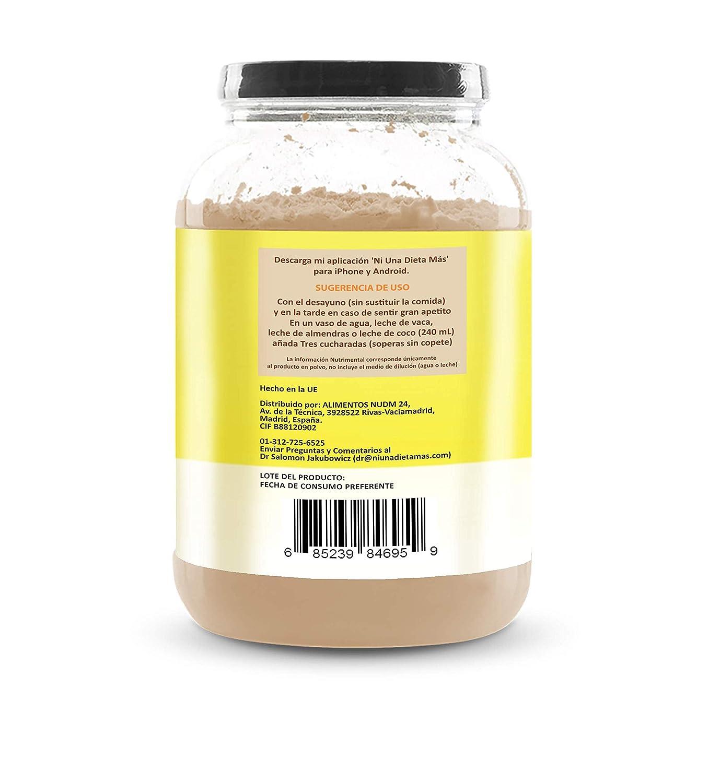 Ni Una Dieta Más - Proteína Whey Isolate (Chocolate): Amazon.es: Alimentación y bebidas