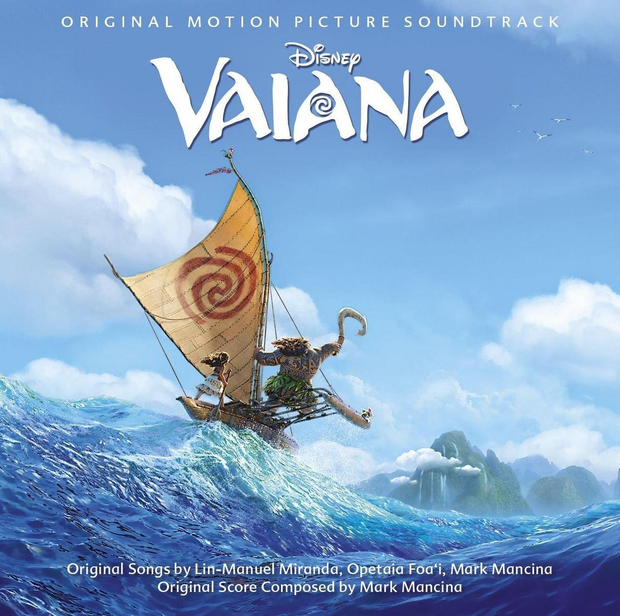 vaiana soundtrack
