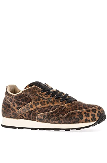 591a9b406c545 Amazon.com | Reebok Men' CL Leather Vintage X Head Porter Cheetah ...