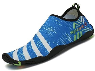 02fd8ed932832b Pastaza Wasserschuhe Schwimmschuh Schnell Trocknend Badeschuhe Strandschuhe  Wassersport Schuhe für Herren Damen Unisex