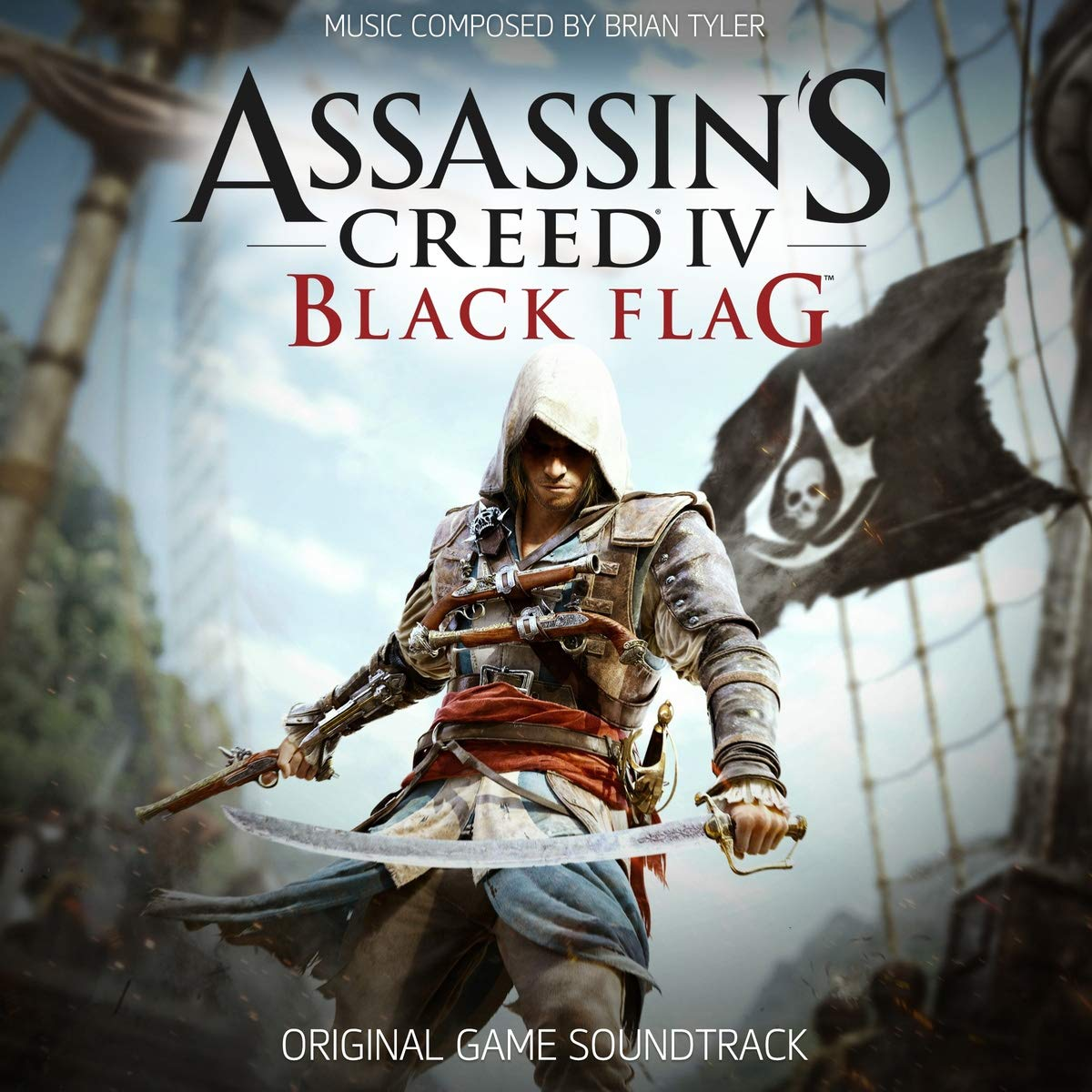 Brian Tyler Assassin S Creed Iv Black Flag Original Game