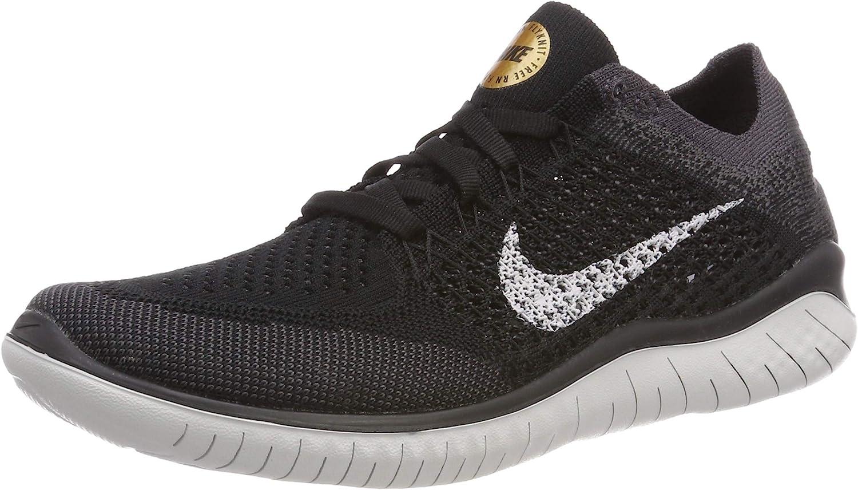 NIKE Wmns Free RN Flyknit 2018, Zapatillas de Running para Mujer: Amazon.es: Zapatos y complementos