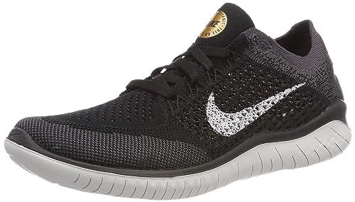 Moda Nike Free RN Flyknit 2018 Zapatillas de running Mujer