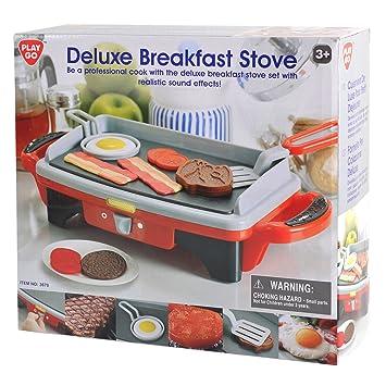 PlayGo - Plancha de cocina eléctrica (Colorbaby 42050): Amazon.es ...