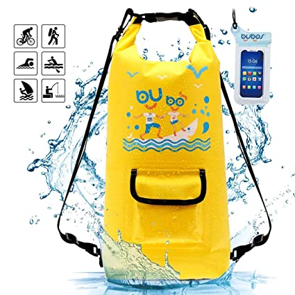 bea49209dc Image Unavailable. Image not available for. Color  BUBOS Floating Waterproof  Dry Bag 15L