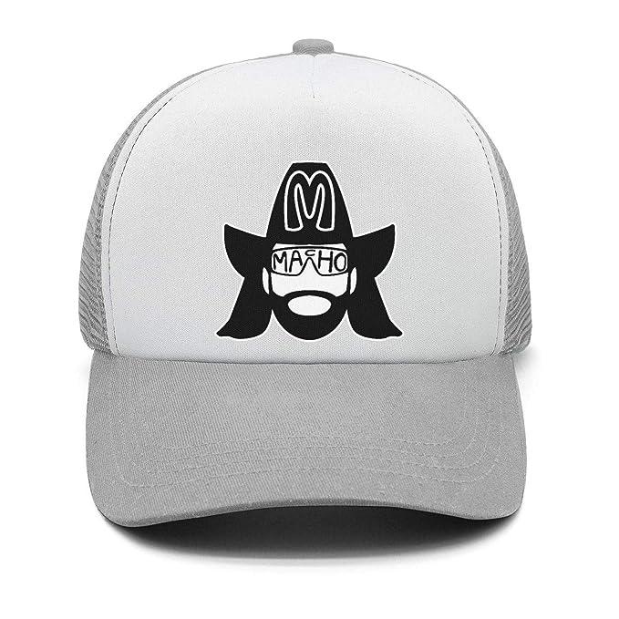 Cymgeix Baseball Cap Macho Man Randy Savage Logo Cool
