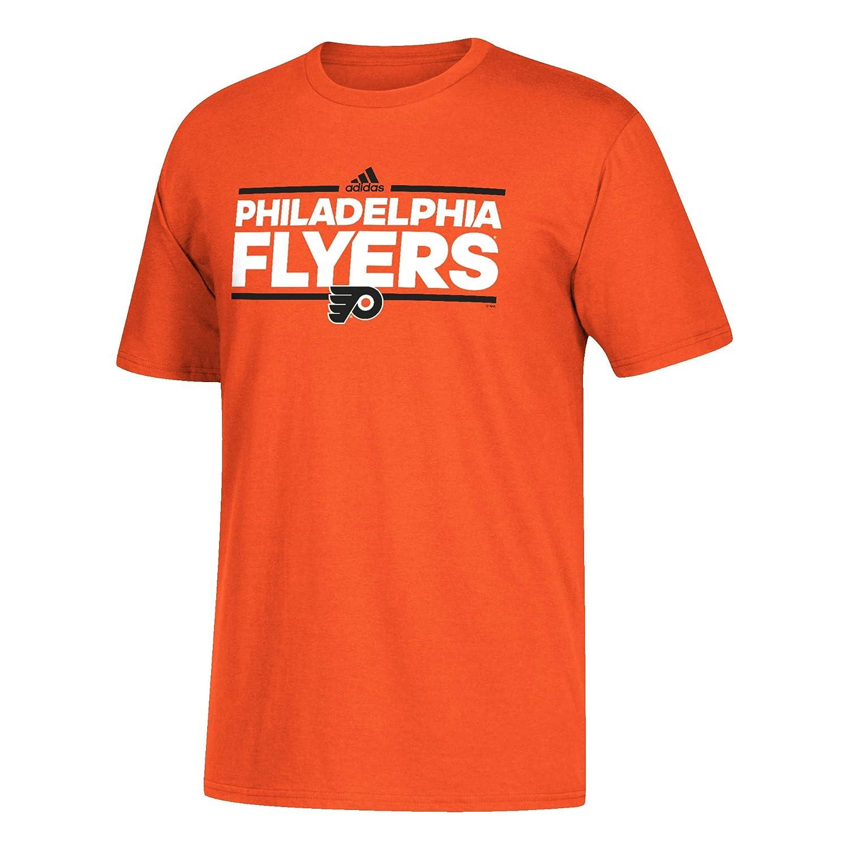 adidas Philadelphia Flyers NHL Camiseta de Manga Corta