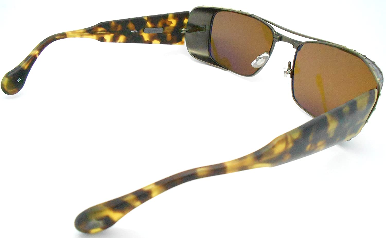 Amazon.com: Matsuda m3030 como anteojos de sol polarizadas ...