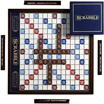 Scrabble Photo Frame Officially Licensed Scrabble Product