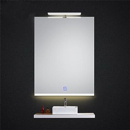 Amazon Com Wall Mounted Lighted Vanity Mirror Led Illuminate
