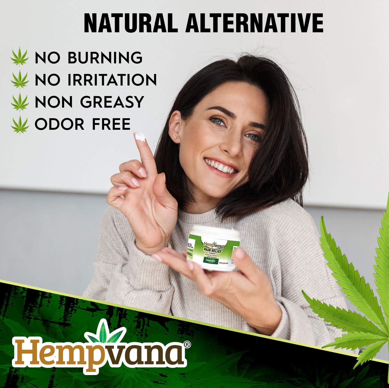 hempvana pain relief cream