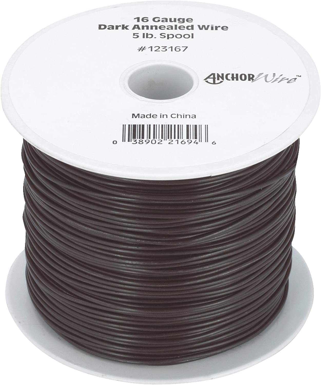 Hillman Wire Coil 25 16 Ga Brass Carded Hillman Group Rsc