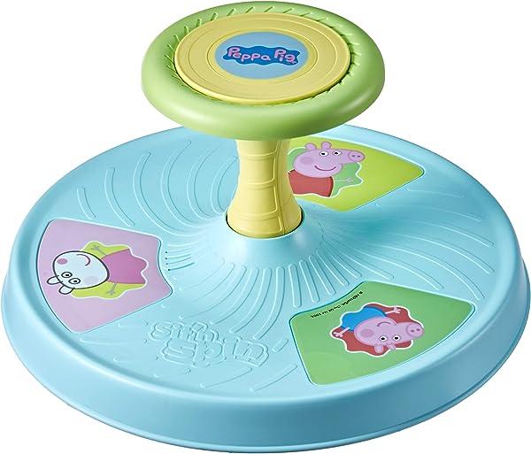 Playskool Peppa Pig Sit 'n Spin