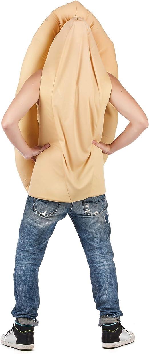 Vegaoo - Disfraz Vagina Adulto - Única: Amazon.es: Juguetes y juegos