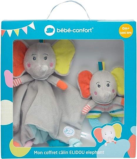Bebé Confort - Caja de regalo para nacimiento, diseño de elefante ...