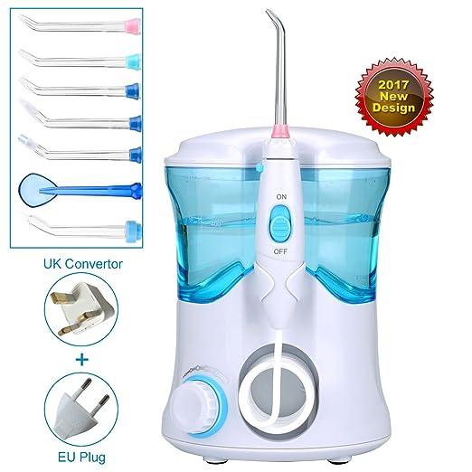 56 opinioni per Irrigatore Orale Waterflosser Idropulsore dentale, [DentJet] Pulitore Denti