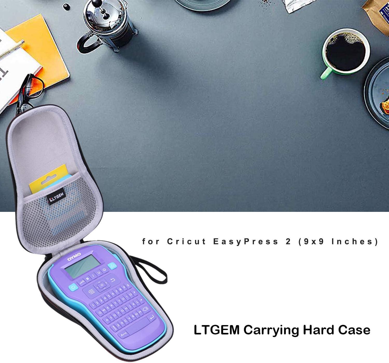 LTGEM EVA Hard Case f/ür den DYMO COLORPOP Color Label Maker